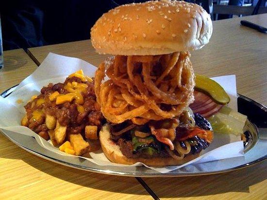 Rave Burger