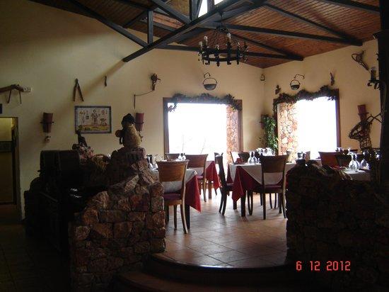 Hotel Rural La Posada de Ahlam: comedor