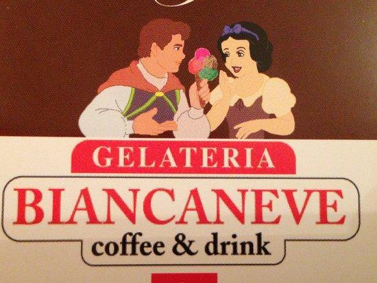 Gelateria Biancaneve Bardolino: GELATERIA BIANCANEVE - BARDOLINO