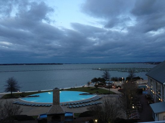 Hyatt Regency Chesapeake Bay Golf Resort, Spa & Marina: Room view