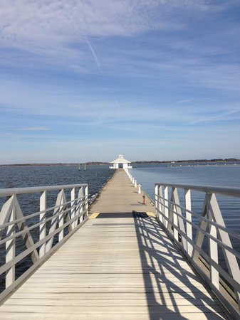 Hyatt Regency Chesapeake Bay Golf Resort, Spa & Marina: Breakwater Pavilion