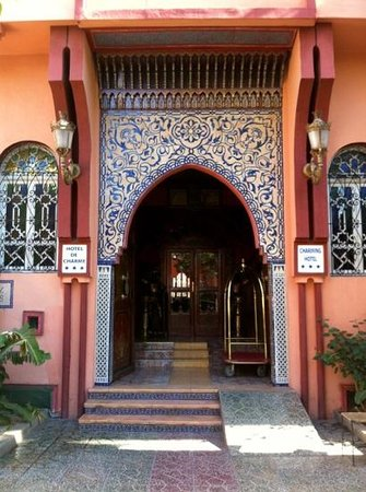 Moroccan House Hotel: hotel