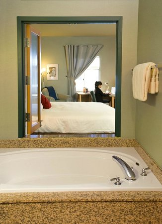 Dimond Center Hotel: Tub included in all rooms