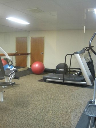Mediterranean Inn: Work-Out Room