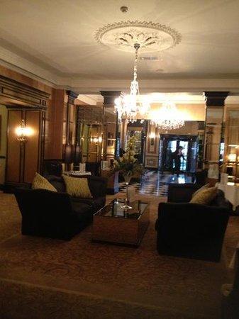 Hotel Meyrick: Entrance