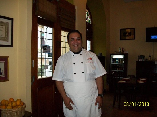 Get Shopped - Tours: Chef Javier!!