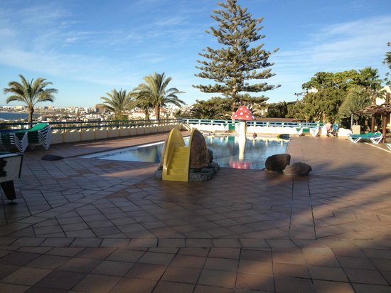 IFA Interclub Atlantic Hotel: Baby pool (NOT HEATED!)