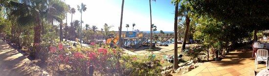IFA Interclub Atlantic Hotel: view from snack area