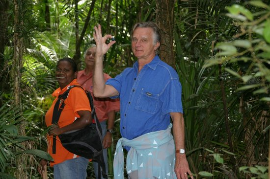 Ingan Tours- Day Tours: Spirit of the Rainforest Tour