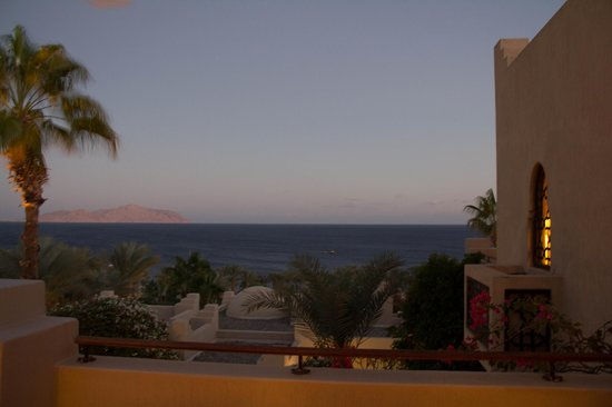 Four Seasons Resort Sharm El Sheikh: view from room 152