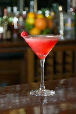 Parkway Grill : Raspberry Martini