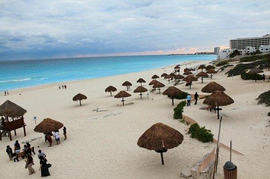 Playa Delfines: Lindíssima...