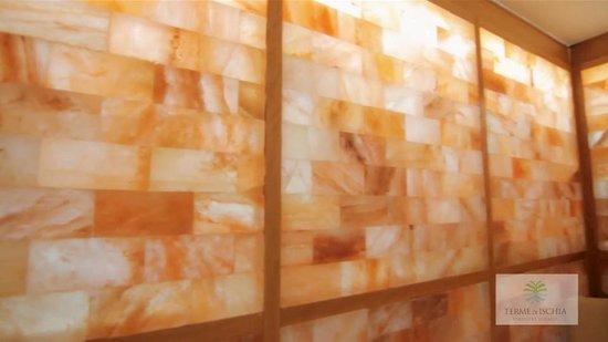 Terme di Ischia: Stanza del sale