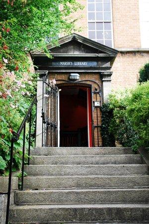 Marsh's Library: ingresso
