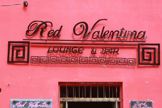 Valentina´s Coffee Restaurant: Red Valentina L&B