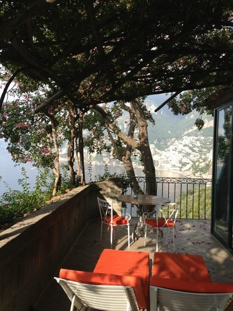 Il San Pietro di Positano: Private Terrace