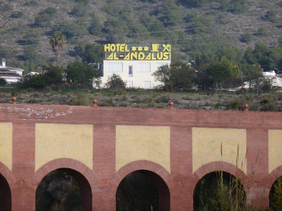 Nerja, Spain: AL ANDAUS HOTEL