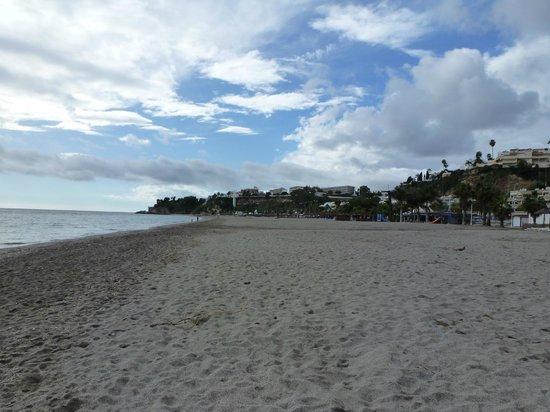 Nerja, Spain: Burriani BEACH