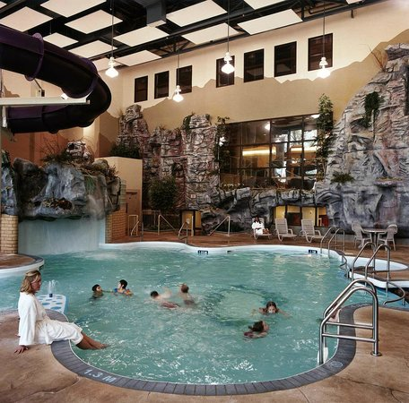 Clarion Hotel Winnipeg: Family Waterpark