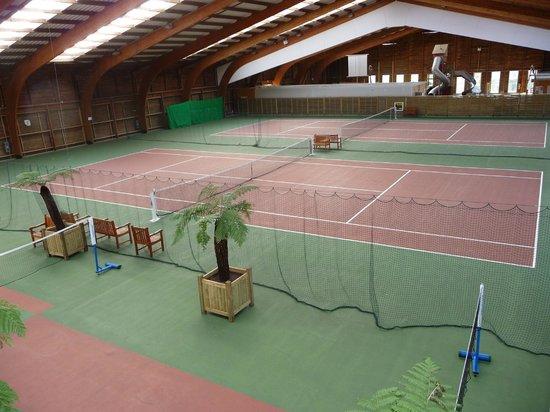 Pierre & Vacances Village Club Normandy Garden: gymnase