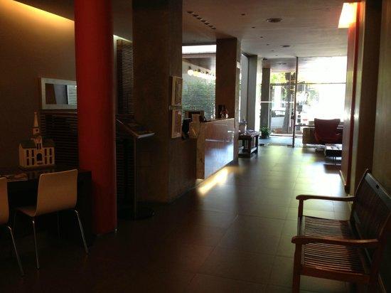 Didi Soho Hotel: Front