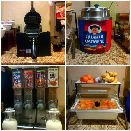 Country Inn & Suites By Carlson, Lubbock: Breakfast