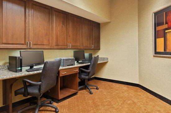 Hampton Inn & Suites Chicago/Mt. Prospect: Business Center