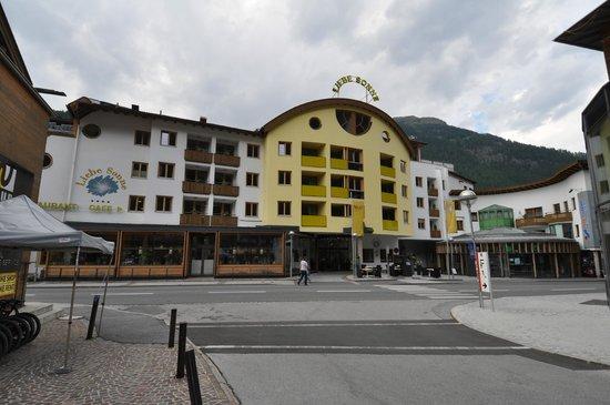 Hotel Liebe Sonne: Hotel