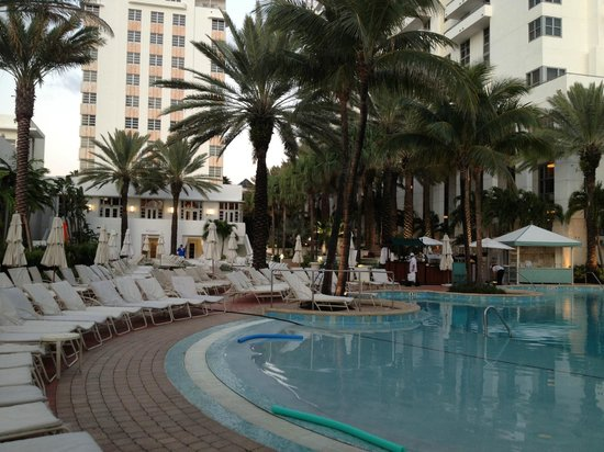 Loews Miami Beach Hotel: Piscina