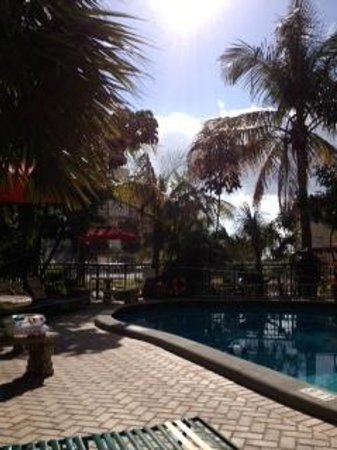 Ft. Lauderdale Beach Resort Hotel & Suites: Best part of the hotel