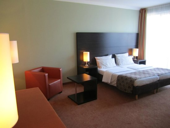 Hotel Central Regensburg CityCentre : Bedroom (executive)
