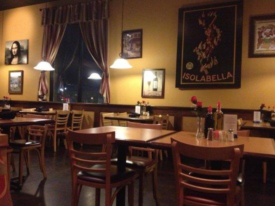 La Taverna: Relaxing