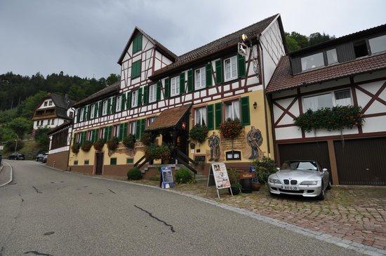 Hotel zum weyßen Rößle: Gasthof Rossle