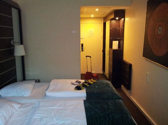 Imperial Hotel: Double room on the 4th floor