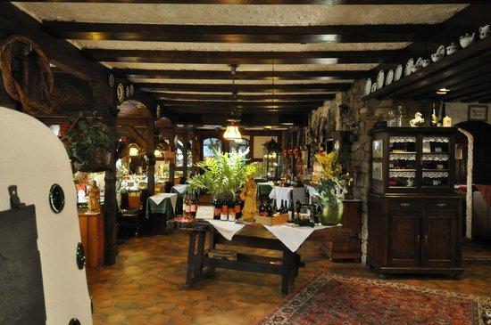 Hotel zum weyßen Rößle: Restaurant