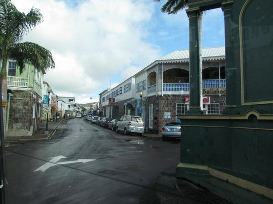 Grey's Island Excursions: Basseterre