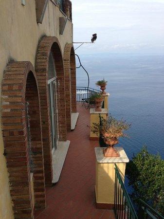 Caesar Augustus Hotel: Tiberius Suite Private Terrace