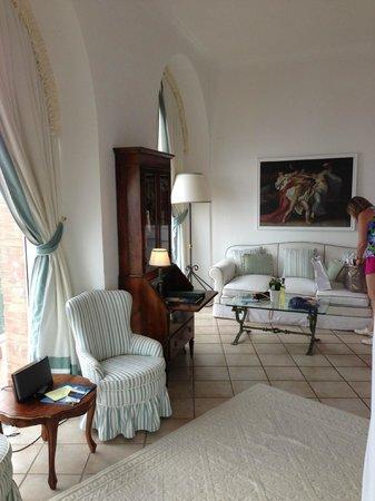 Caesar Augustus Hotel: Tiberius Suite