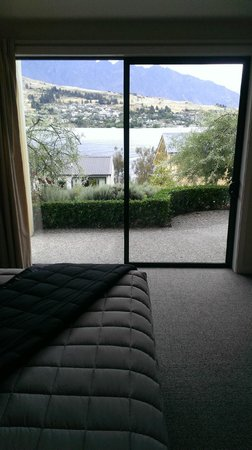 Villa Del Lago: View from Unit 10 bedroom