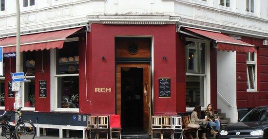 Photo of Restaurant Reh Bar at Ottenser Hauptstrasse 52, Hamburg 22765, Germany