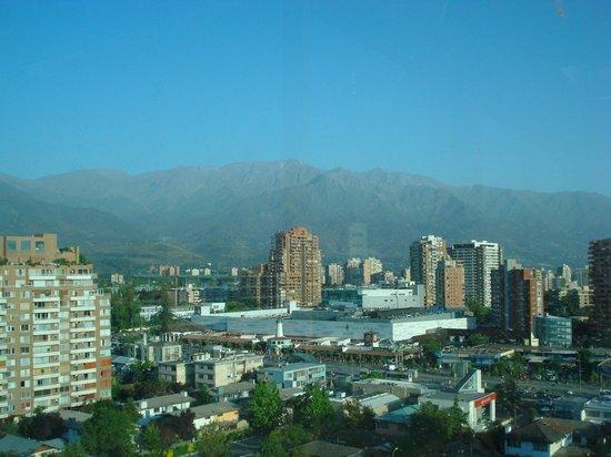 Best Western Premier Marina Las Condes: Vista do Hotel