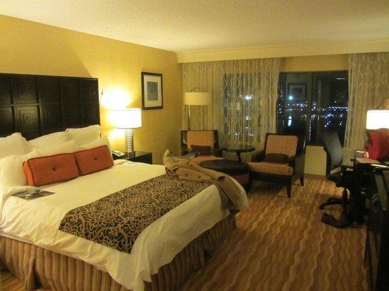 Renaissance Baltimore Harborplace Hotel: King Room