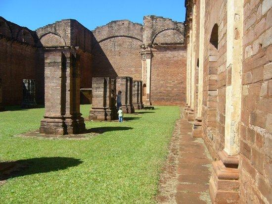 Ruinas Jesuíticas de Jesús de Tavarangüé