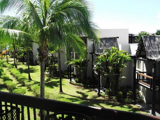 Wyndham Resort Denarau Island: view from our unit 