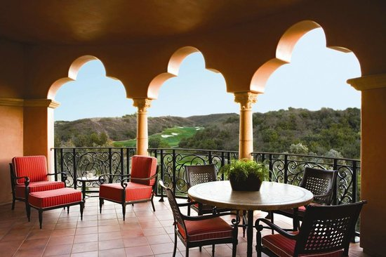Fairmont Grand Del Mar: Manchester Suite Terrace at The Grand Del Mar