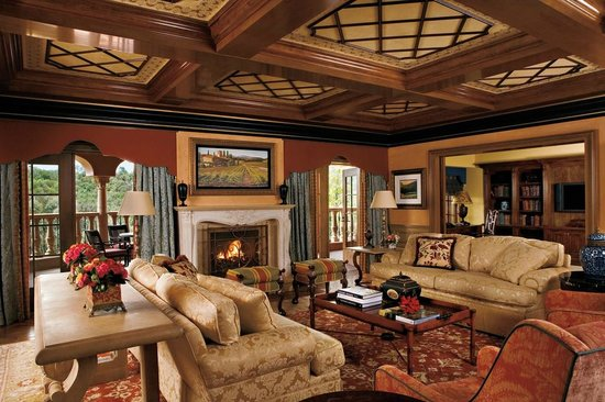 Fairmont Grand Del Mar: Mizner Suite at The Grand Del Mar