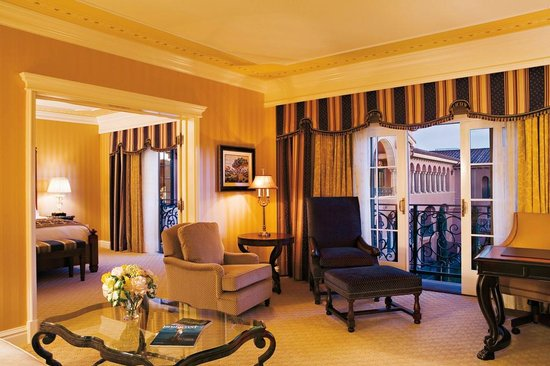 Fairmont Grand Del Mar: Prado Suite at The Grand Del Mar