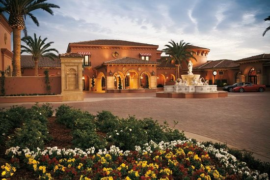 Fairmont Grand Del Mar: Entrance at The Grand Del Mar
