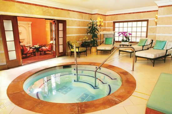 Fairmont Grand Del Mar: The Spa at The Grand Del Mar