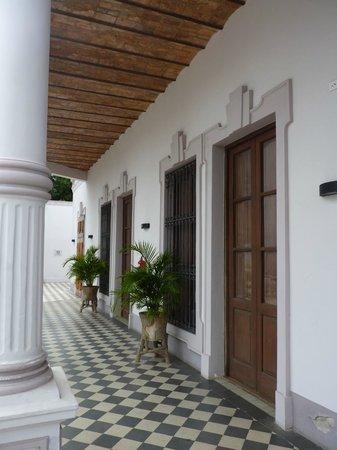 Museo de Arte Sacro: Corridor